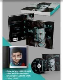 Vendo um Box Luan Santana. Inédito!