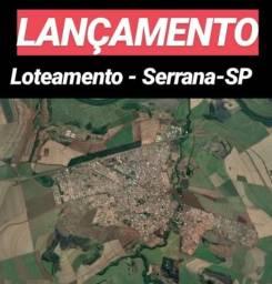 Super lançamento de lotes em Serrana no Jardim Primavera, com 193 m2, pronto para morar. L