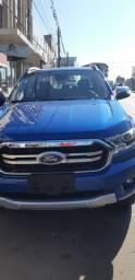 Ford Ranger Limited 2021 Completa nova