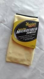 Usado, Flanela Meguiars Microfibra Importada comprar usado  Bom Conselho