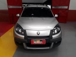 SANDERO 2013/2014 1.6 STEPWAY 16V FLEX 4P AUTOMÁTICO - 2014