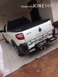 Fiat Strada 2014 Cabine Única - 2014