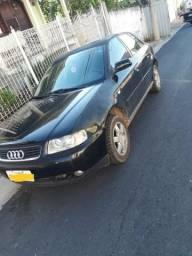 Audi a3 2003 aspirado com teto solar e ipva2020 pago - 2003