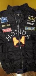 Jaqueta de motoqueiro Honda original