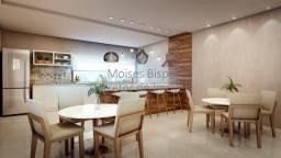Santa Tereza/Brotas - Apartamento 2 quartos suite garagem
