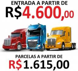 Volvo, Ford, Agrale, Constellation, Scania, Accelo, Randon (Entrada+Parcelas)