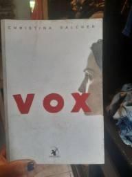 Livro- Vox