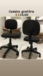 Cadeira Giratória - uma unidade
