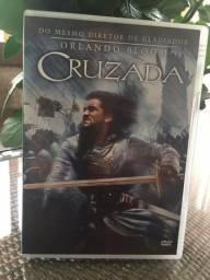 Cruzada - DVD original do filme