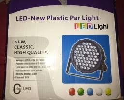 Kit com 4 canhões de LED