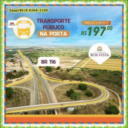 Loteamento em Itaitinga- Marque sua visita-ligue já @#@