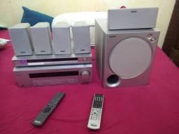 Home teach Sony Modelo STR k750p apenas 300 leiam