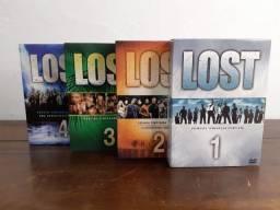 DVD Serie LOST 1° à 4° Temporada