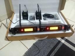 Monitor de palco sennheser sr2050