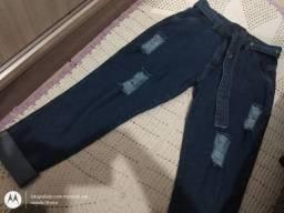 Vendo calça nova por 100 reais número 44