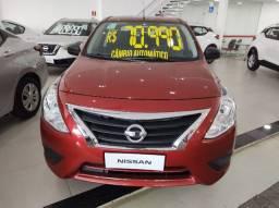 Nissan Versa V-Drive 0km Automático 2021