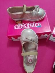 Sapatos Da Moleka