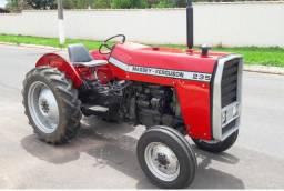 Trator Massey Ferguson 235 1981