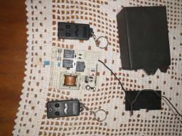 Central (placa) para Portão Eletrônico + 2 Controles