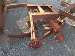Chassi 4 rodas