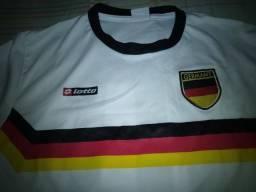 Camisas da Alemanha 1 e 2 - Marca Lotto - 1 por 50 ou As 2 por 70 reais