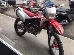 Honda CRF 230 F ANO 2016