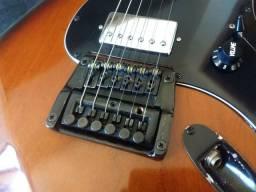 Guitarra Dolphin Super Strato década 80.