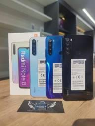 Celulares Linha Xiaomi Novos com Garantia em 12x Sem Juros + Brinde - Loja Física
