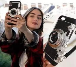 Capinha para iPhone Emily em Paris