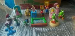 Miniaturas mc donalds  super Mario