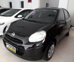 Nissan march active 1.0 / 12v 2015 completo!!!