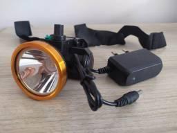 Lanterna de Cabeça Recarregável Muito Boa