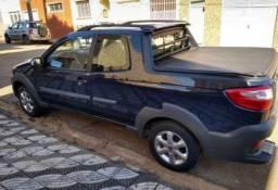 Fiat strada cab dupla 2015 diesel