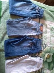 Vendo lote de roupas femininas n°38