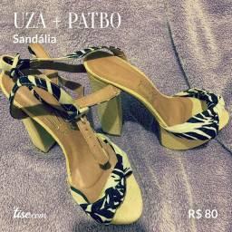 Sandália UZA