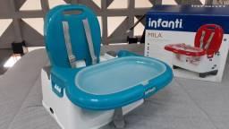 Cadeira de alimentação - pouquíssimo usada
