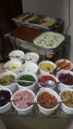 Cozinheira para eventos