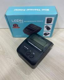 Impressora Térmica Portátil, Bluetooth/ Entregamos