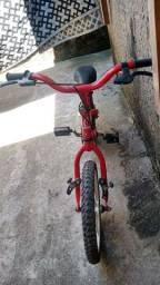 Bicicleta infantil unissex aro 16