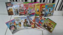 Dvds Originais infantis - R$5,00 cada