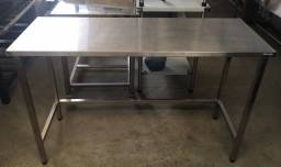 Mesa de Inox Nortinox R$600