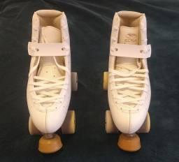 Patins Edea patinação artística R$1.490,00