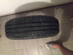 Vendo pneu continental 195/65/15