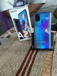 Samsung Galaxy a21s 64 gigas