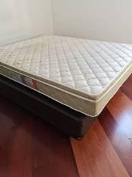 Cjto cama box + colchão