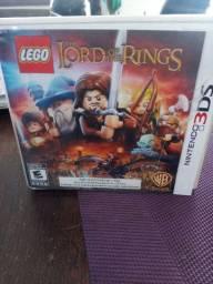 Jogo Nintendo 3ds Senhor dos anéis