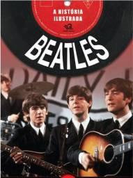 Livro A História Ilustrada dos Beatles - Versão Brasileira