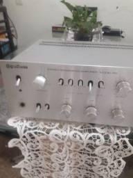 Título do anúncio: Amplificador  Potência Gradiente Model 160