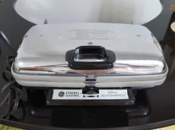 Grill Automático Portátil G&e General Eletric Anos 60 Novo