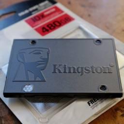 SSD Kingston A 400 480 GB c/Garantia